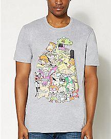 Character Nickelodeon Rewind T Shirt