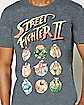 Icons Street Fighter T Shirt