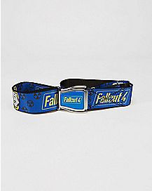 Vault Boy Fallout Crosscheck Adjustable Belt