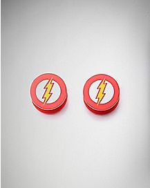 The Flash Logo Plugs