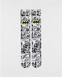 Sublimated Batman Crew Socks - DC Comics