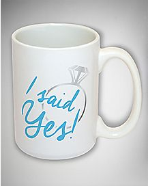 I Said Yes Mug 15 oz