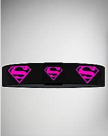 Super Girl Headband - DC Comics