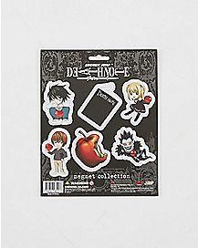 Death Note Magnet Set
