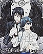 Black Butler Fleece Blanket