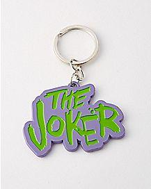 DC Comics Forever Evil Joker Keychain