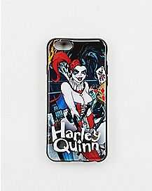 DC Comics Forever Evil Harley Quinn iPhone 6 Case