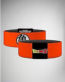 Dragon Ball Z Elastic Bracelet