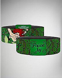 Poison Ivy DC Elastic Bracelet