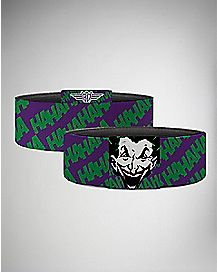Hahaha Joker DC Elastic Bracelet - DC Comics