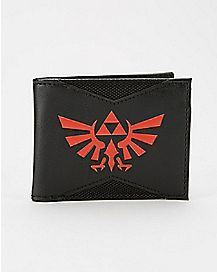 Link Logo Shadow Collection Bifold Wallet - The Legend of Zelda