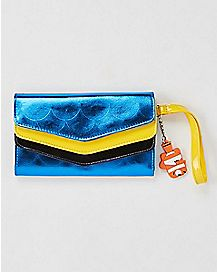 Triple Flap Envelope Finding Dory Wallet
