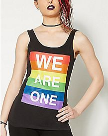 We Are One Pride Tank Top