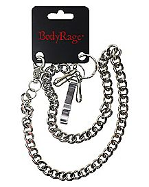 Bottler Opener Wallet Chain