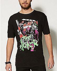 Forever Evil Joker DC Comics T Shirt