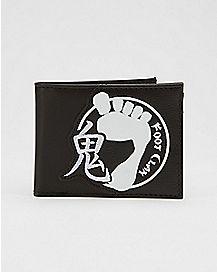 Foot Clan Bifold Wallet - TMNT