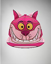3D Cheshire Cat Snapback Hat