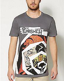 Spiral Punisher Marvel T shirt