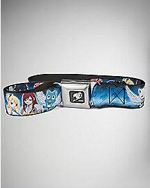 Anime Fairy Tail Seatbelt Belt