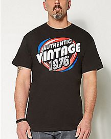 1976 Vintage Birthday T Shirt
