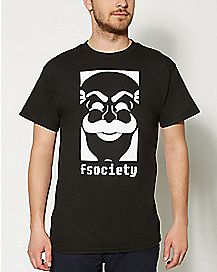 Fsociety Mr. Robot T shirt