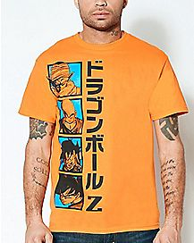 Block Dragon Ball Z T shirt
