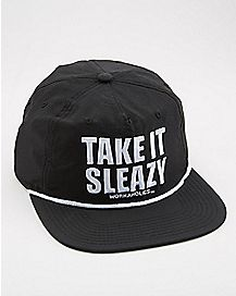 Take It Sleazy Workaholics Snapback Hat