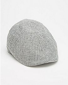 Grey Ivy Hat