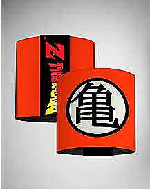Dragonball Z Symbol Cuff
