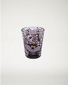Cheshire Cat Mini Glass 1.5 oz. - Alice in Wonderland