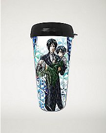Black Butler Travel Mug 16 oz