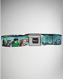 Dragon Ball Z Resurrection F Seatbelt Belt