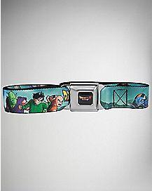 Dragonball Z Resurrection F Seatbelt Belt