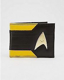 Captain Kirk Star Trek Bifold Wallet