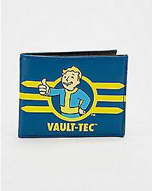 Vault-Tec Fallout Bifold Wallet