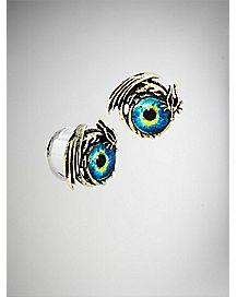Blue Dragon Eye Plugs