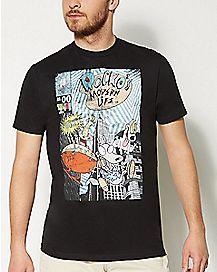 Nickelodeon Rocko's Modern Life T shirt