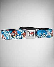 Magikarp Pokemon Seatbelt Belt