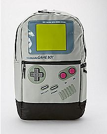 Game Boy Nintendo Backpack