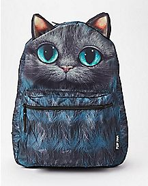 Flip Pak Reversible Cheshire Cat Backpack