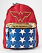 Flip Pak Reversible DC Bombshell Wonder Woman Backpack