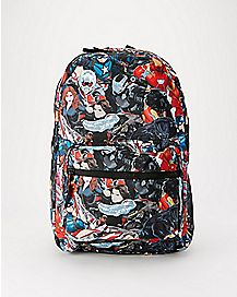 Civil War Marvel  Backpack
