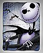 Radical Jack Skellington Fleece Blanket - The Nightmare Before Christmas