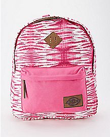 Dickies Tie Dye Backpack - Pink