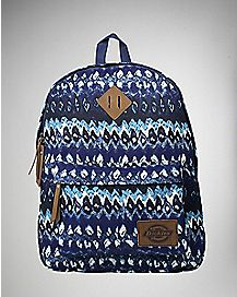 Dickies Ripple Print Backpack