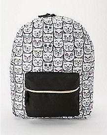 Nylon Cats Backpack