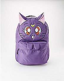 Cat Sailor Moon Backpack