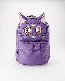 Cat Sailor Moon Backpack