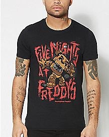 Funko Pop Five Nights At Freddy's T shirt