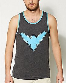 Nightwing Logo Tank Top